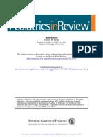 Hypertension en niños de la academia americana de pediatria