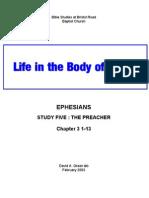 study five - the preacher