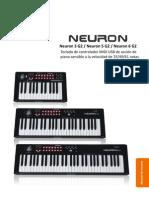 Neuron G2 PD3V100-Spanish