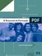 ESSENCIAL DA FORMAÇÃO [UE - 2001]