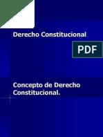 1. Derecho Constitucional