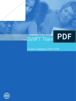 Swift Training Catalog