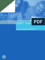 Swift Training Catalog