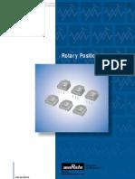 Murata Rotary Position Sensors