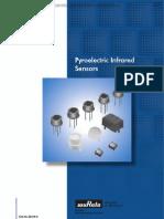 Murata Pyroelectric Infrared Sensors