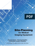 Site Planning for Medical Imaging