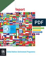 UNEP 2012 Annual report