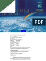INS Romania in Cifre 2008