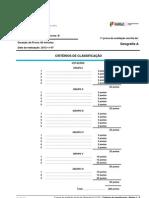 2012-13 (1) TESTE 11º GEOG A [NOV - CRITÉRIOS CORREÇÃO] (RP)