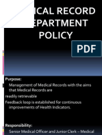Medical Record PPT