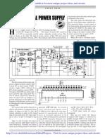 15 Step Digital Power Supply