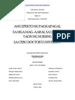 Ano Ang Pagkapagal