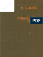 Jung Psihološki Tipovi