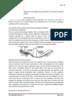 Structural Geology-III (Dams)