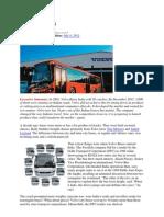 Case Study Volvo Buses