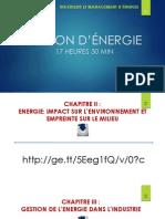 Chapitre III Gestion de L_energie Dans L_industrie (1)