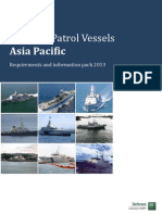 Offshore Patrol Vessels (Asia Pacific)