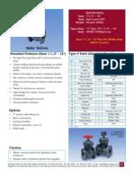 Gate Valves Manual
