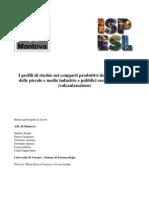 Profilo Di Rischio Nel Comparto Gomma Vulcanizzazione