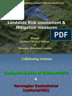 Landslide Risk Assessment & Mitigation Measures in Pakistan.ppt