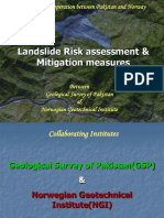 Landslide Risk Assessment & Mitigation Measures in Pakistan.ppt