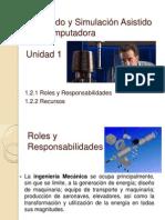 Roles y Responsabilidades Recursos