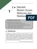 Sekolah Bestari Acuan Malaysia Dan Matlamatnya