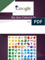 ebasar- Google für den Unterricht