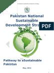 National Sustainable Development Strategy Pakistan- draft.doc