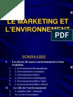 Le Marketing Et l'Environnement.ppt