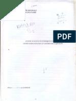 Organisation et Gestion de Qualité 3éme Année Faculté