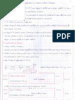 Régularisation des Pts & Charges 2éme Année Lycée