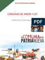 Comunas de Amor y Ley