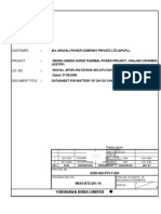 0330 405 PVI Y 204 01 Datasheet of 24V Battery