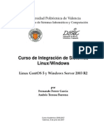 Integracion Sistemas Linux-windows 2003
