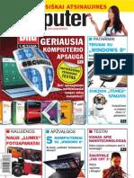 """3/2013 """"Computer Bild Lietuva"""" – Geriausia kompiuterio apsauga"""