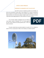 (eBook) Wireless - Antenas Caseras Enlaces Wireless