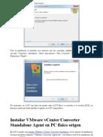Convertir máquina física a virtual VMware ESXi, convertir XenServer a VMware Imprimible Proyecto AjpdSoft