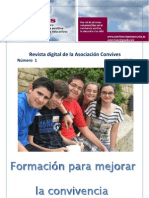Revista CONVIVES nº1 - julio 2012