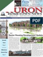 Huron Hometown News - February 21, 2013