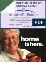 Huron Hometown News Ads - February 21, 2013