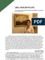 BERTA MARIA MOLDOVEANU
