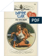Daphne Clair No Escape