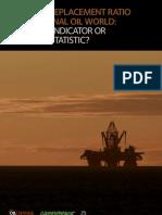 RRR Marginal Oil Screen