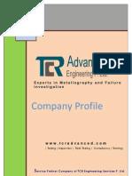 TCR Advanced Profile