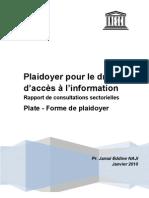 Rapport sectoriel sur le droit d'accès à l'informationau Maroc.pdf