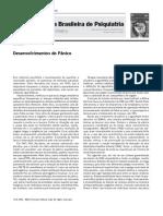 Desenvolvimentos do Pânico - Donald F. Klein