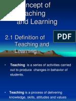 Learning & Learner