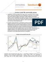 Energy & Commodities - February 14, 2013