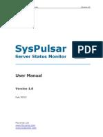 SysPulsar Server Status Monitor
